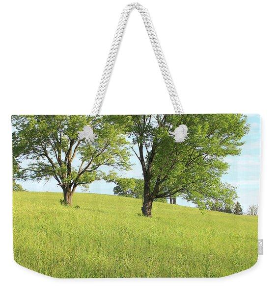 Summer Trees 2 Weekender Tote Bag