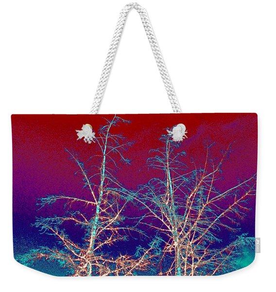 Treetops 4 Weekender Tote Bag