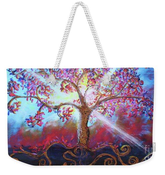 Treevelation Weekender Tote Bag