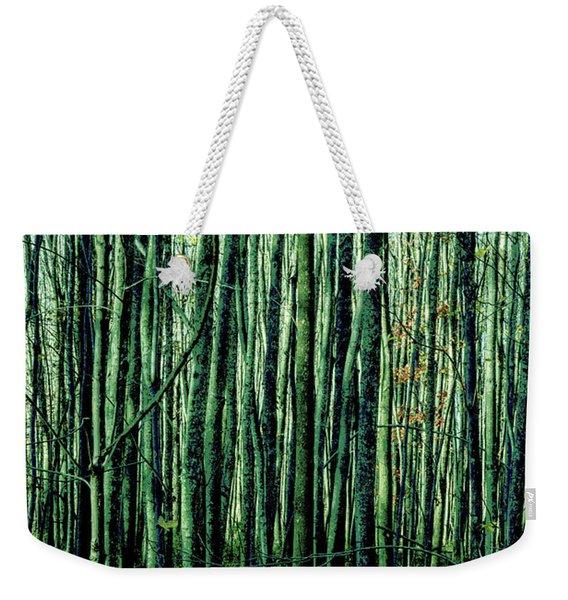 Treez Green Weekender Tote Bag