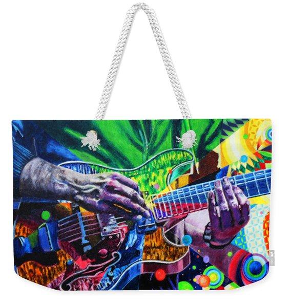 Trey Anastasio 4 Weekender Tote Bag