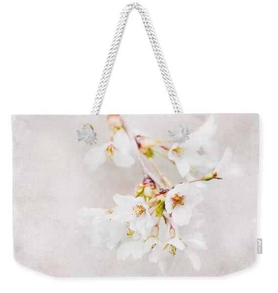 Triadelphia Cherry Blossoms Weekender Tote Bag