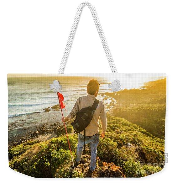 Trials And Triumphs  Weekender Tote Bag