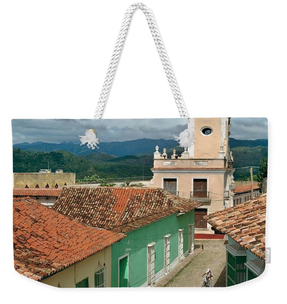 Trinidad - Cuba Weekender Tote Bag