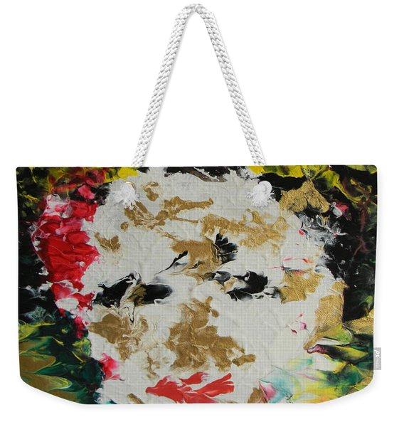 Trinity Panel One Weekender Tote Bag