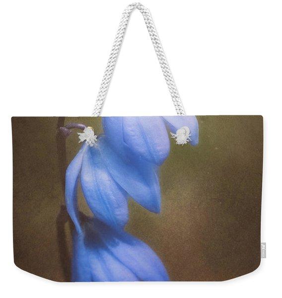 Trio Of Spring Flowers Weekender Tote Bag