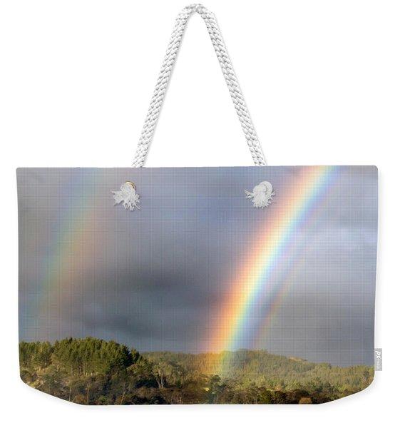 Triple Promise Weekender Tote Bag