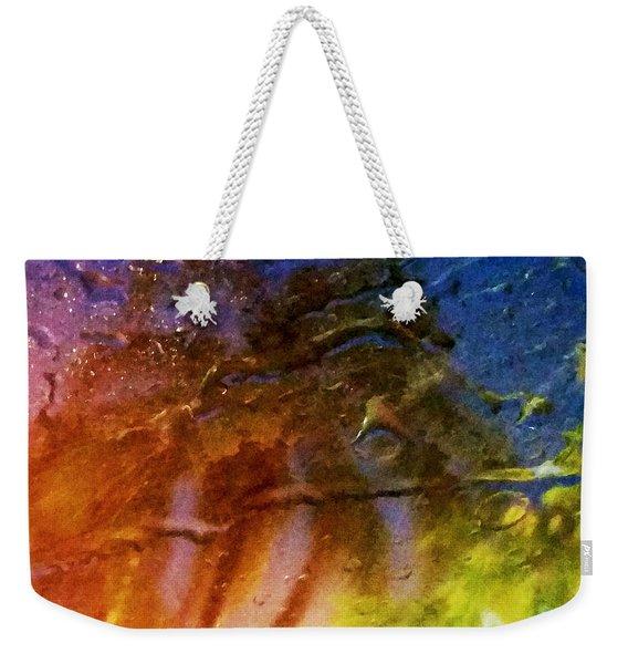 Tropical Low #4 Weekender Tote Bag
