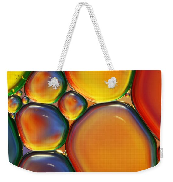 Tropical Oil And Water II Weekender Tote Bag