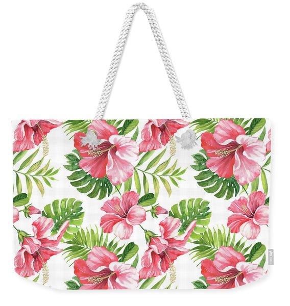 Tropical Paradise-jp3962 Weekender Tote Bag