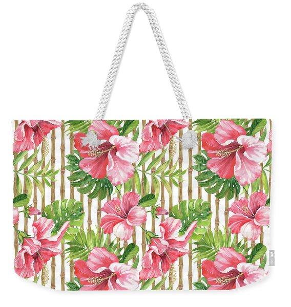 Tropical Paradise-jp3964 Weekender Tote Bag