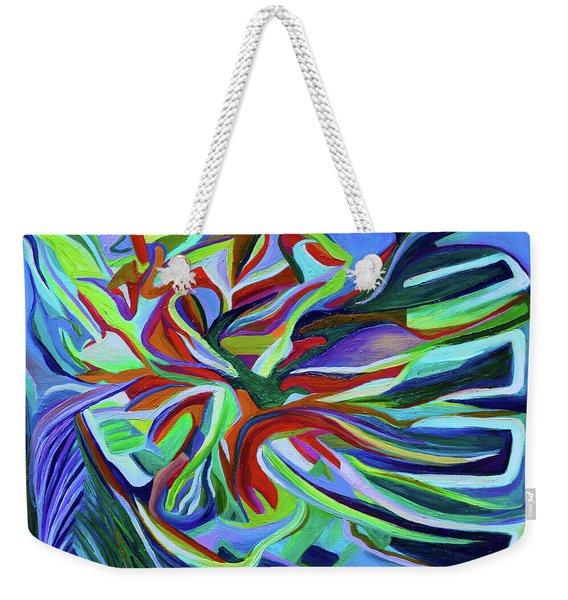 Tropical Reef Weekender Tote Bag