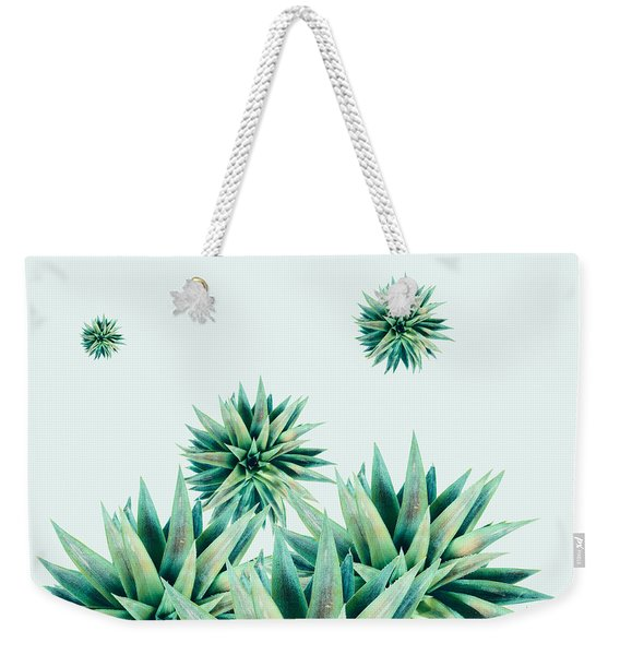 Tropical Stars  Weekender Tote Bag