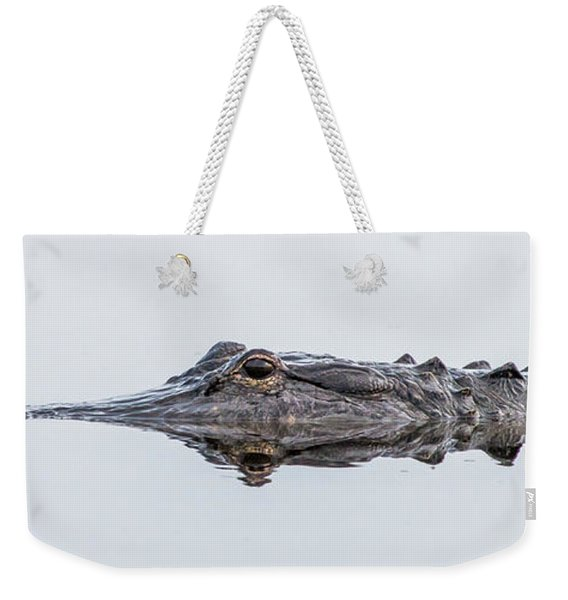 Trouble In Calm Waters Weekender Tote Bag