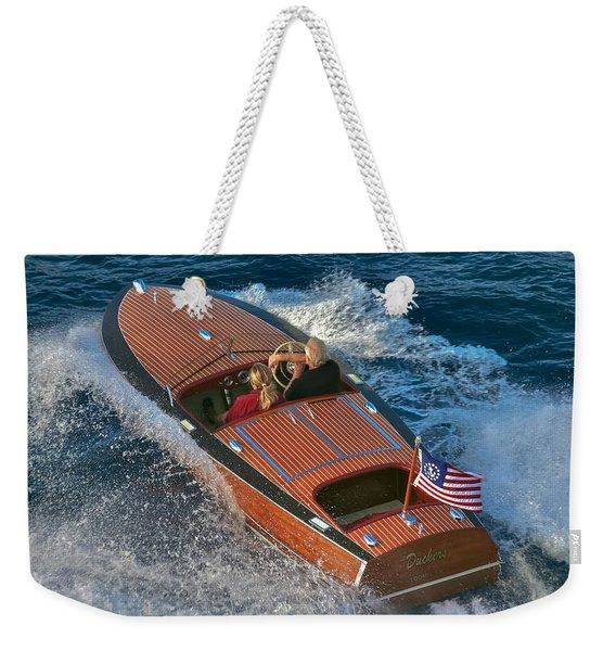 True Classic Weekender Tote Bag