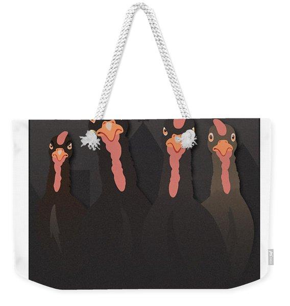 True Grit Weekender Tote Bag