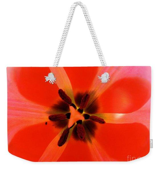 True Love Weekender Tote Bag