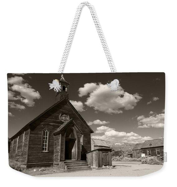 True Religion Tobacco Weekender Tote Bag