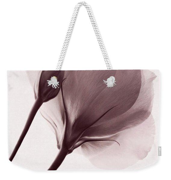 Truly Transient Weekender Tote Bag
