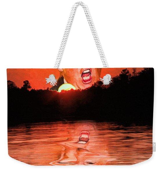 Trumpset 3 Weekender Tote Bag