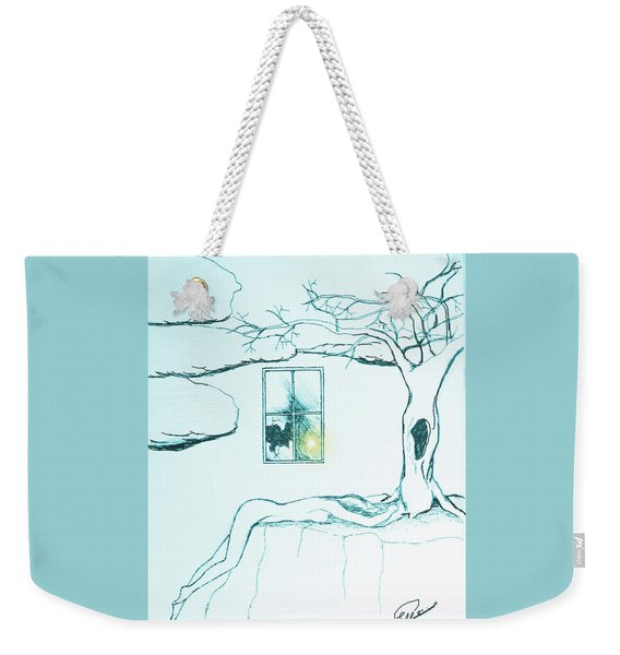 Truth Weekender Tote Bag