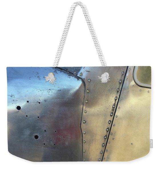 Tucumcari Fuselage Weekender Tote Bag