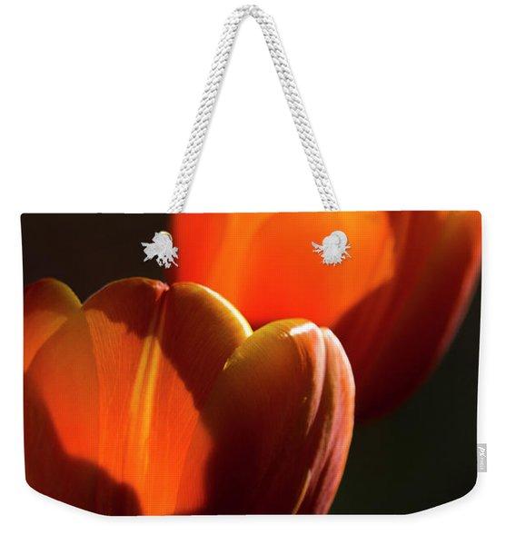 Tulip Afternoon Weekender Tote Bag