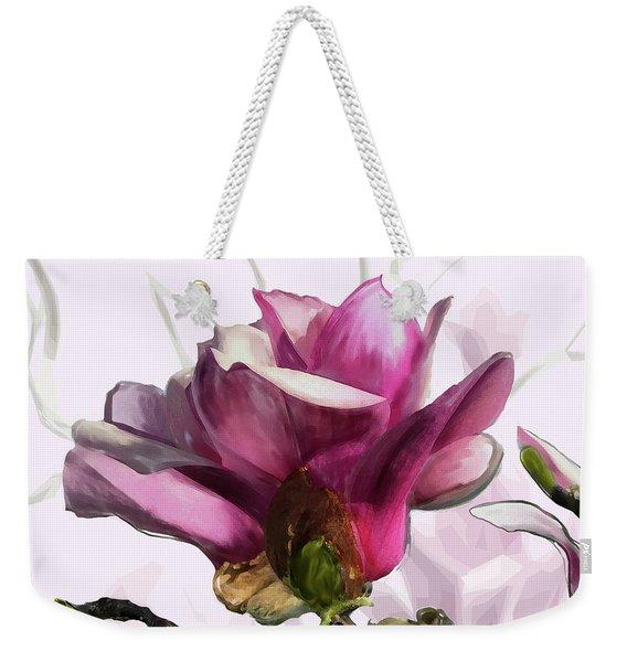 Tulip Trees Weekender Tote Bag