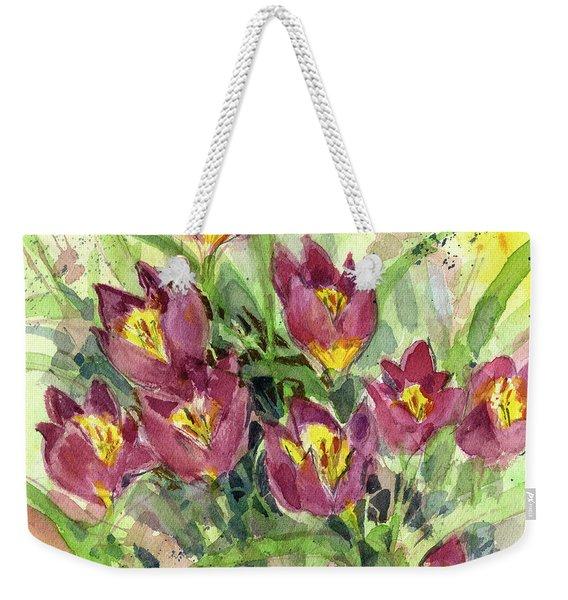 Tulipa Weekender Tote Bag