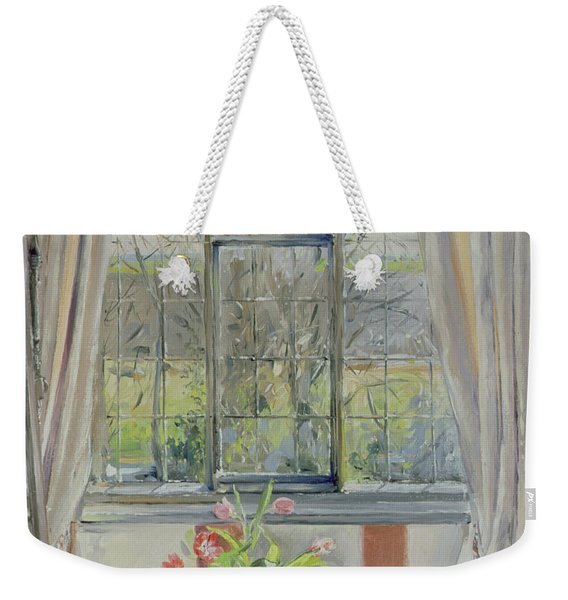 Tulips For A January Morning Weekender Tote Bag