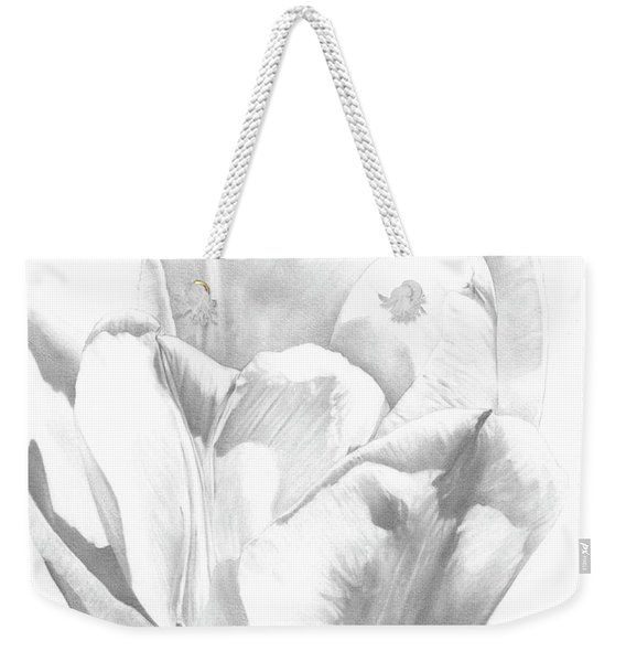 Tulips No. 1 Weekender Tote Bag