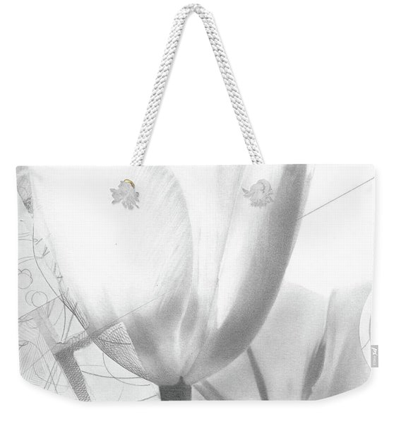 Tulips No. 3 Weekender Tote Bag