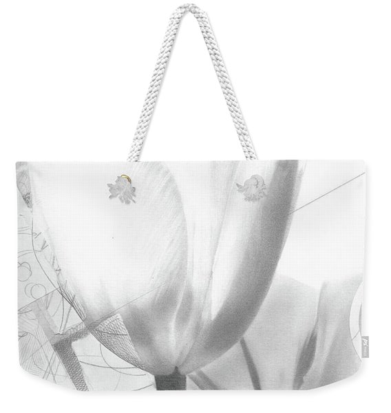Tulips No. 3 Weekender Tote Bag