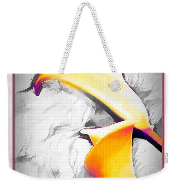 Lilies Lily Weekender Tote Bag