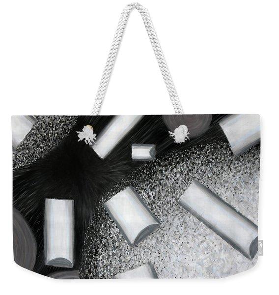 Tumbling Weekender Tote Bag