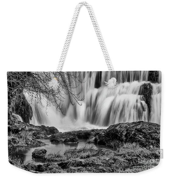Tumwater Falls Park Weekender Tote Bag