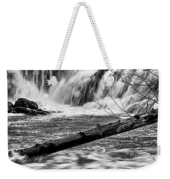 Tumwater Waterfalls#2 Weekender Tote Bag