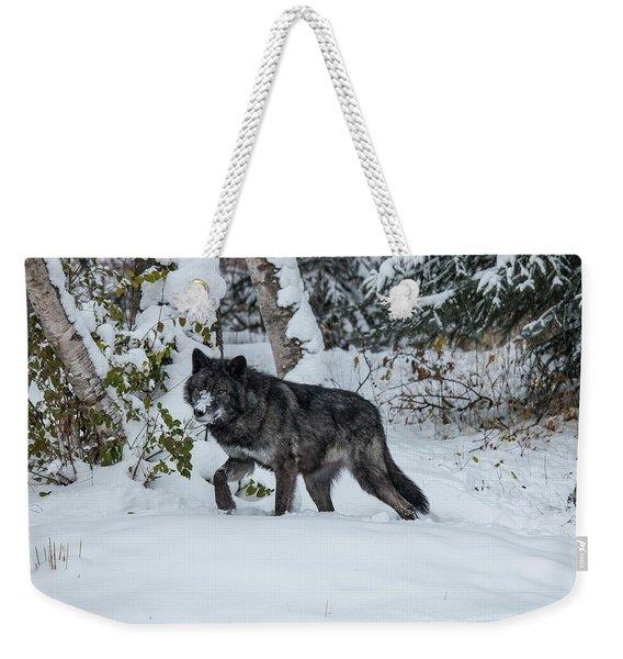 Tundra Wolf 6701 Weekender Tote Bag