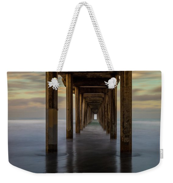 Tunnelscape Weekender Tote Bag