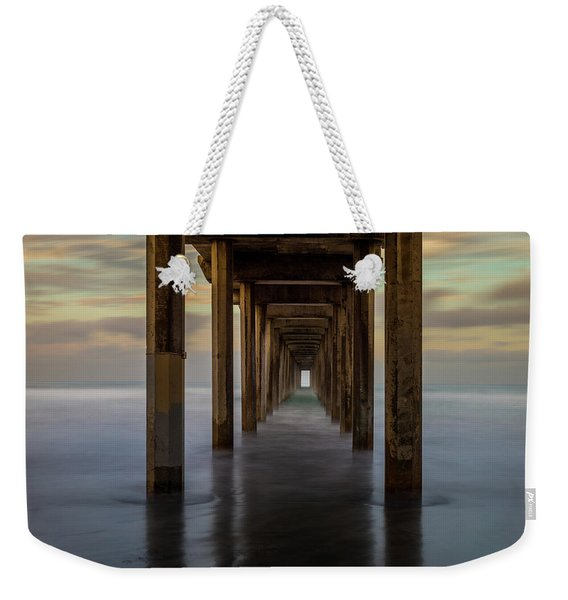 Tunnelscape Weekender Tote Bag