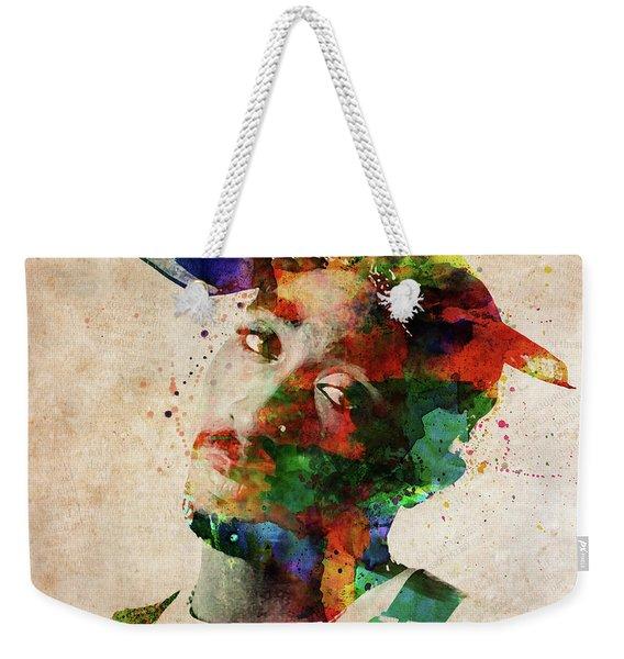 Tupac Shakur Weekender Tote Bag