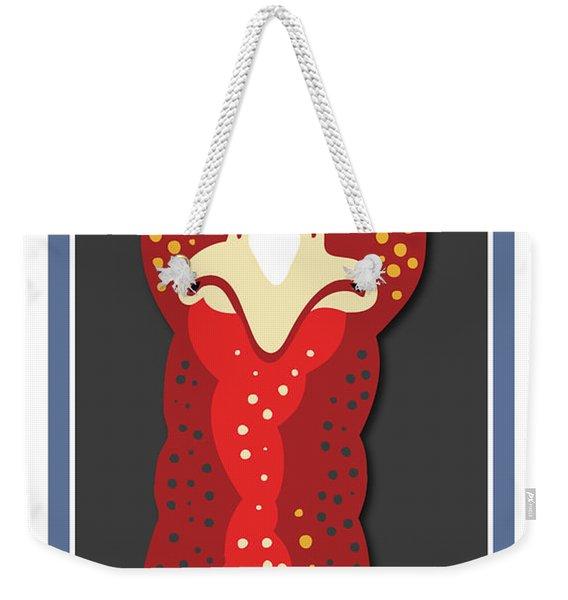 Turkey Stare Weekender Tote Bag