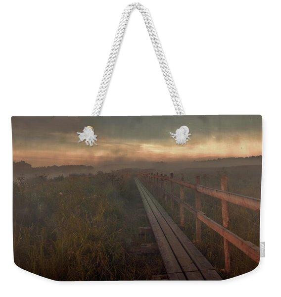 Turn To Infinity #g6 Weekender Tote Bag