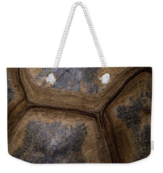 Turtle Shell Weekender Tote Bag