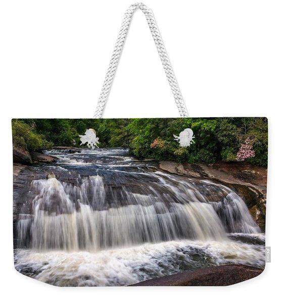 Turtleback Falls Weekender Tote Bag