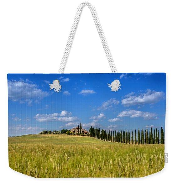 Tuscan Estate 2 Weekender Tote Bag