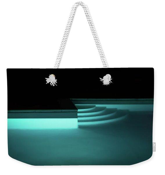 Tuscan Pool Weekender Tote Bag