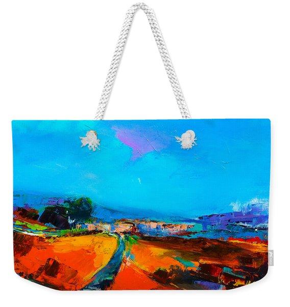 Tuscan Village Weekender Tote Bag