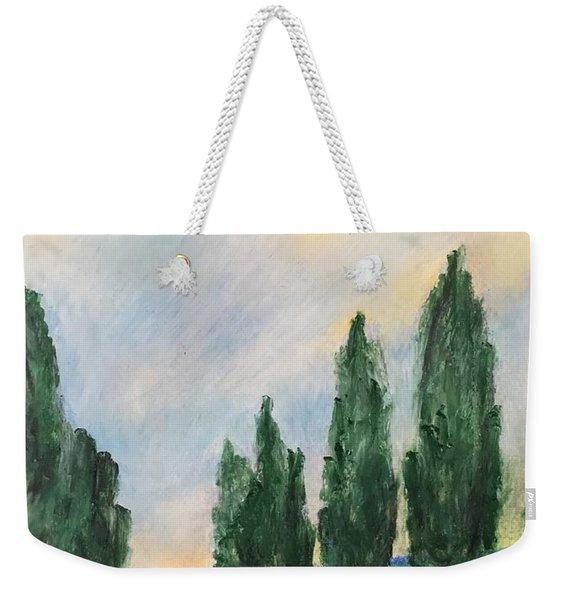 Tuscany Dream Weekender Tote Bag
