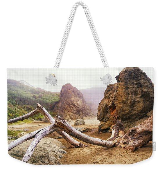 Tusk West Coast Image Art Weekender Tote Bag